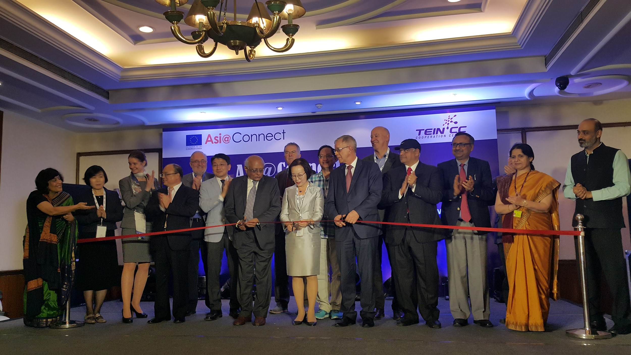 New Delhi, India: Asi@Connect project launched
